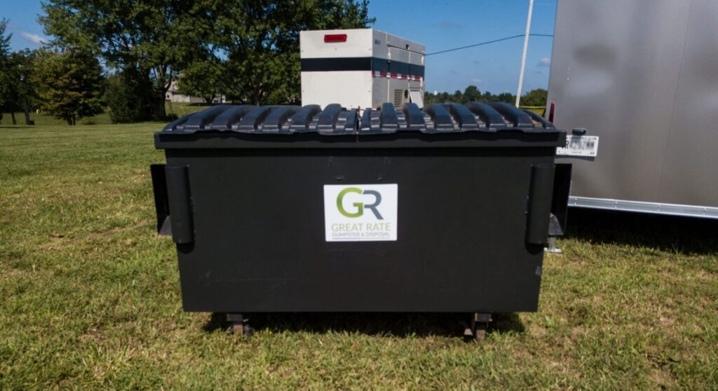 Small Dumpster Rental-Colorado Dumpster Services of Longmont
